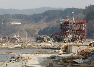 東日本大震災救援の様子(その3)