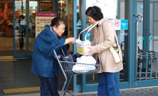 募金活動の写真01