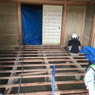 岡山県倉敷市豪雨災害支援ボランティアの様子06